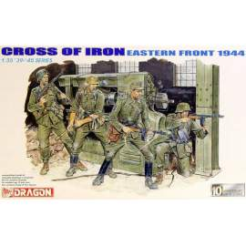 Dragon 1:35 Cross of iron with equipment (Eastern front)