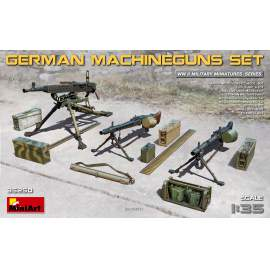 Miniart 1:35 - German Machineguns Set