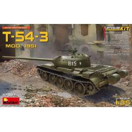 Miniart 1:35 - T-54-3 Mod.1951 Interior Kit