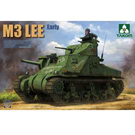 Takom 1:35 US Medium Tank M3 Lee Early