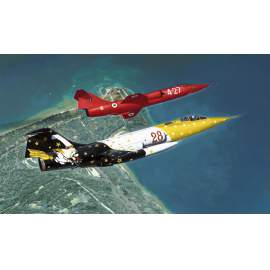 Italeri 1:48 F-104GS Starfighter Special Colors - AMI