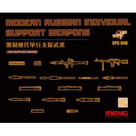 Meng Model 1:35 Modern Russian Individual Support Weapon