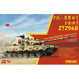 Meng Model 1:35 PLA Main Battle Tank ZTZ96B