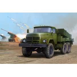 Trumpeter 1:35  Russian 9P138 Grad-1 on Zil-131