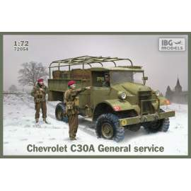 IBG Model 1:72 Chevrolet C30A General service (steel body)