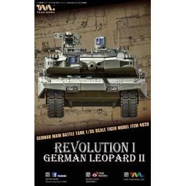 Tiger Models 1:35 German Main Battle Tank Revolution I Leopard II