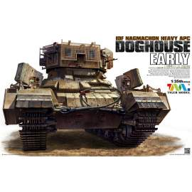 Tiger Models 1:35 IDF Nagmachon Doghouse Early Heavy APC