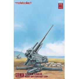 Modelcollect 1:72 German 128mm Flak40 heavy Anti-Aircraft Gun