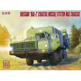 "Modelcollect 1:72 Russian""Bal-E""mobile coastal defense missila launcher"