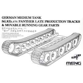 Meng Model 1:35 Sd.Kfz.171 Panther Tracks & Movable Running Gear