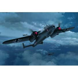 Revell 1:72 Dornier Do17Z-10 Model set