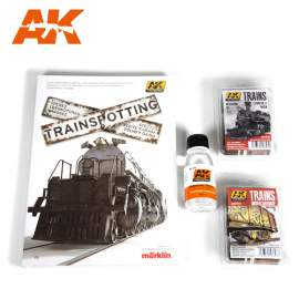 Trainspotting promo pack