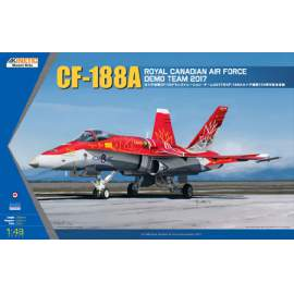 Kinetic 1:48 CF-188A Royal Canadian Air Force Demo Team 2017