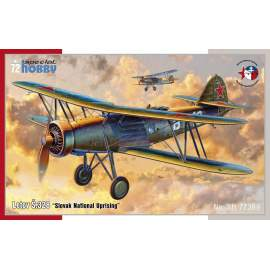 Special Hobby 1:72 Letov S.328 ´Slovak National Uprising´