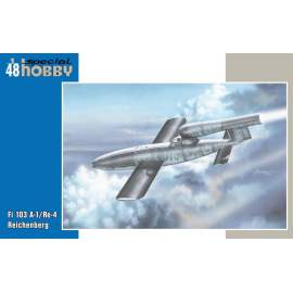 Special Hobby 1:48 Fi 103A-1/ Re 4 Reichenberg