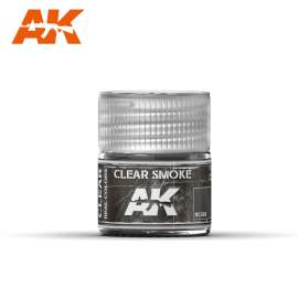 AK Real Color - Clear Smoke (áttetsző füst)