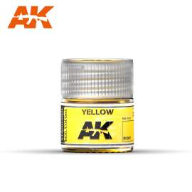 AK Real Color - Yellow (sárga)