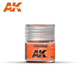 AK Real Color - Orange (narancs)