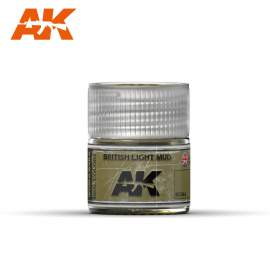 AK Real Color - British Light Mud