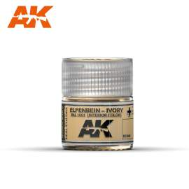 AK Real Color - Elfenbein-Ivory RAL 1001 (Interior Color)