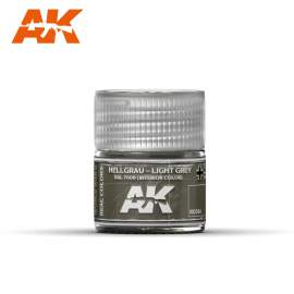 AK Real Color - Hellgrau-Light Grey RAL7009 (interior color)