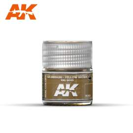 AK Real Color - Gelbbraun-Yellow Brown RAL 8000