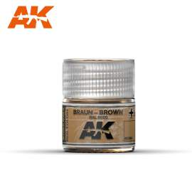 AK Real Color - Braun-Brown RAL 8020
