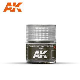 AK Real Color - ZB AU Basic Protector 36 A7
