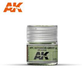 AK Real Color - APC Interior Green FS24533