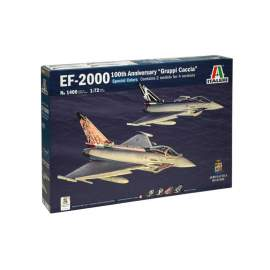 Italeri 1:72 EF-2000 100th Ann.´´Gruppi Caccia´´ - Special color