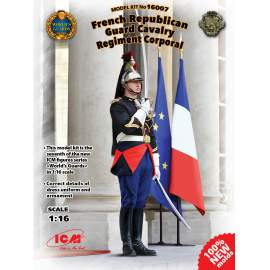 ICM - 1:16 French Republican Guard Cavalry Regiment Corporal