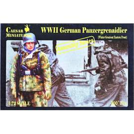 Caesar Miniatures 1:72 - German Panzergrenadiers