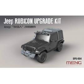 Meng Model 1:24 Jeep Rubicon Upgrade Kit (Resin)