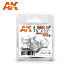 AK-Interactive - Mix ´n ready Glass (10 ml)