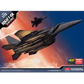 Academy 1:48 McDonnell F-15K Slam Eagle ROKAF MCP Snap Fit