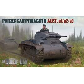The World at War - Pz.Kpfw. II Ausf. a2