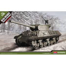 Academy 1:35 M36B2 US Army - Battle of the Bulge harcjármű makett