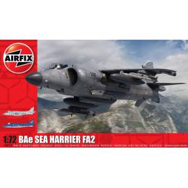 Airfix 1:48 Bae Sea Harrier FA2 repülő makett