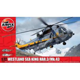 Airfix 1:48 Westland Sea King HAR.3 helikopter makett