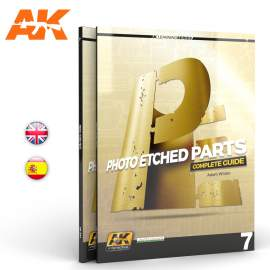 AK learning series Nº7 - Photoetch parts