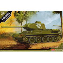 Academy 1:35 T-34/85 No. 112 Factory Production