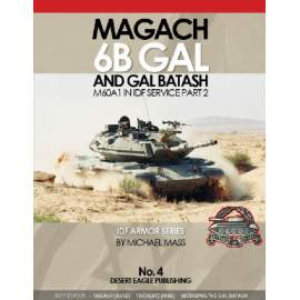 Desert Eagle Publishing - Magach 6B Gal Batash