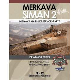 Desert Eagle Publishing - Merkava Siman 2- Part 1