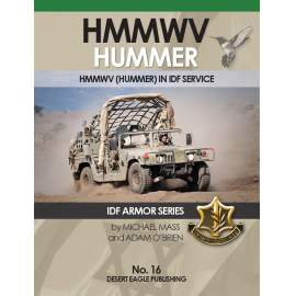 Desert Eagle Publishing - HMMWV Hummer in IDF service