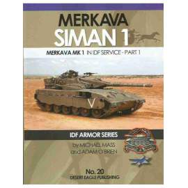 Desert Eagle Publishing - Merkava Mk. 1 - part 1