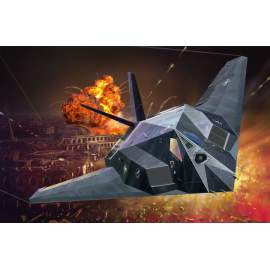 Revell 1:72 Lockheed F-117 Stealth Fighter