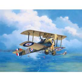 Revell 1:48 100 Years RAF: Sopwith Camel