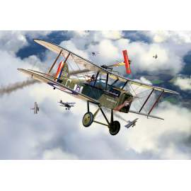 Revell 1:48 100 Years RAF: British S.E.5a
