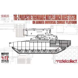 Modelcollect 1:72 TOS2 Prospective thermobaric MLRS