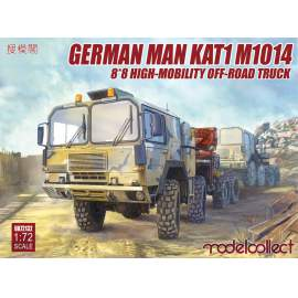 Modelcollect 1:72 German MAN KAT1 M1014 Mobility truck